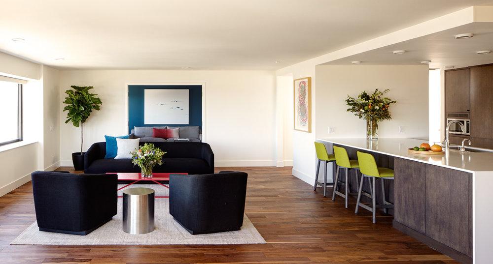 First Hill Residence    Michelle Dirkse Interior Design , Seattle, WA   Photography by Alex Hayden