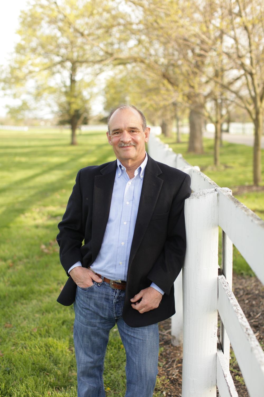 Bill Hilliard, KY Horse Park Liason