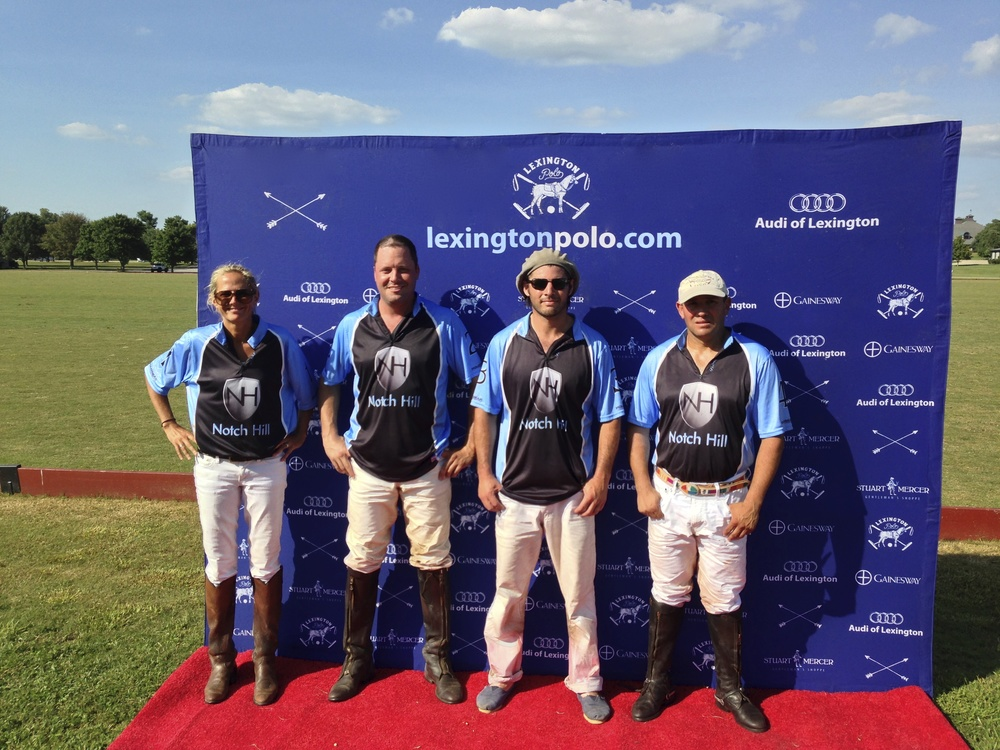 USPA Amateur Cup Runners Up - Notch Hill