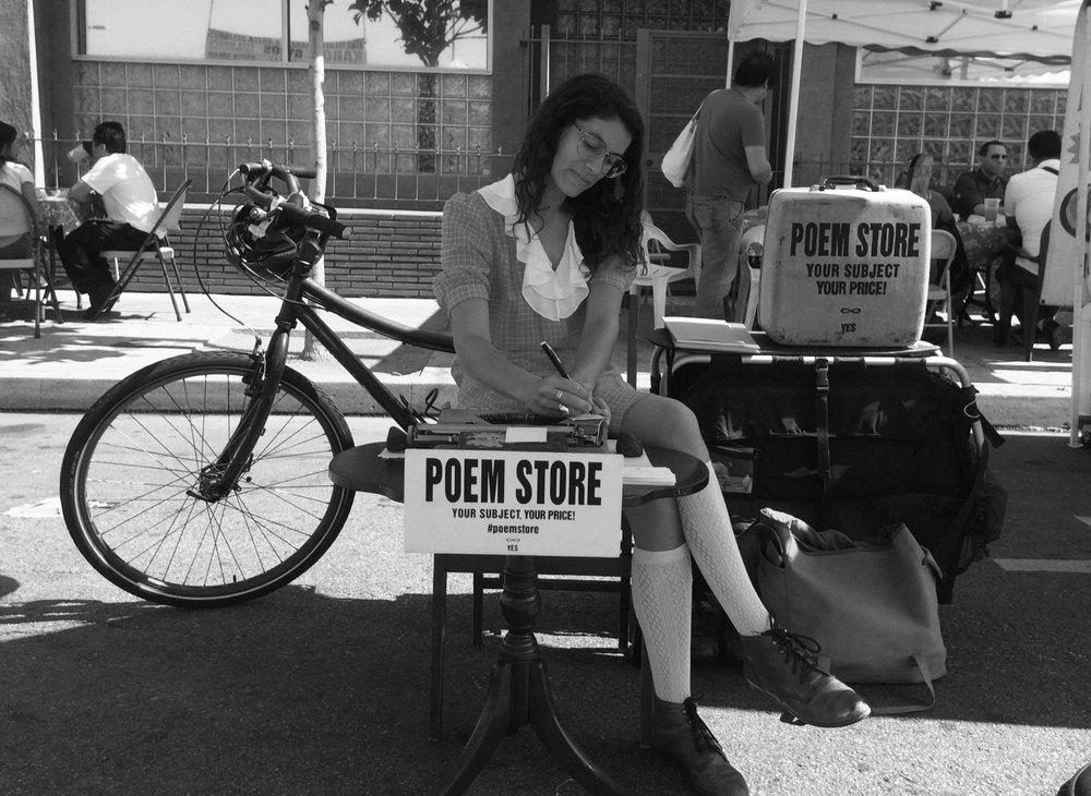 Poem Store Photo.JPG