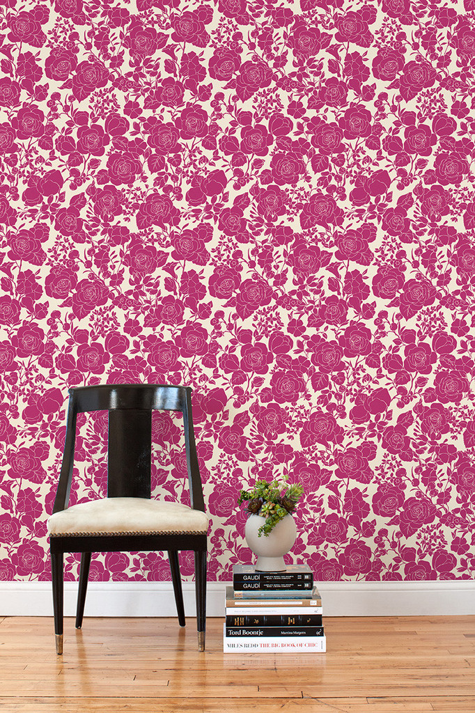 New Removable Wallpaper Tiles from Hygge & West!