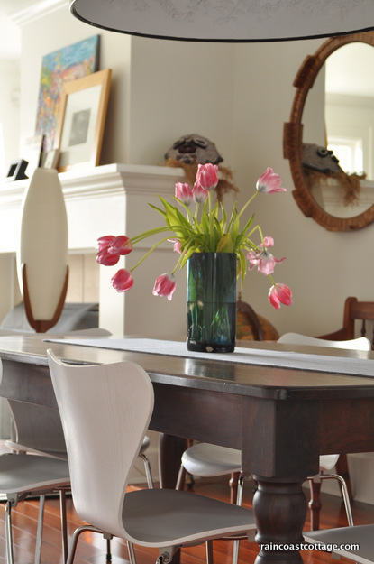 dining room decor design after