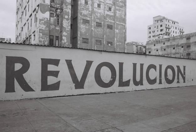 Revolution havana cuba malecon