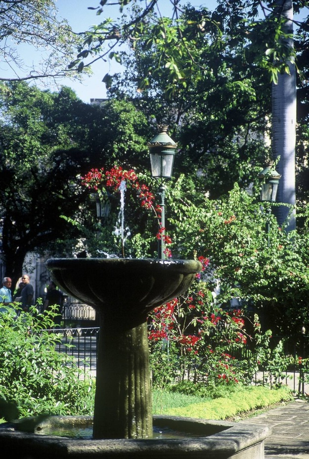 havana cuba fountain