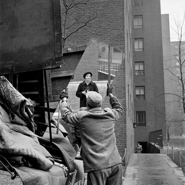 Vivan Maier street photography