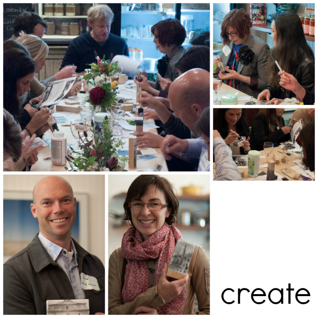 Raincoast Creative Salon create craft