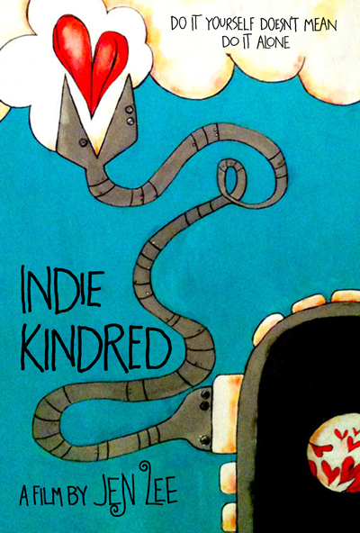 indie kindred documentary creativity collaboration