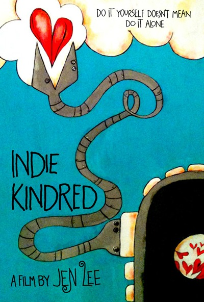 Indie Kindred creative collaboration Salon events - Sandra Harris