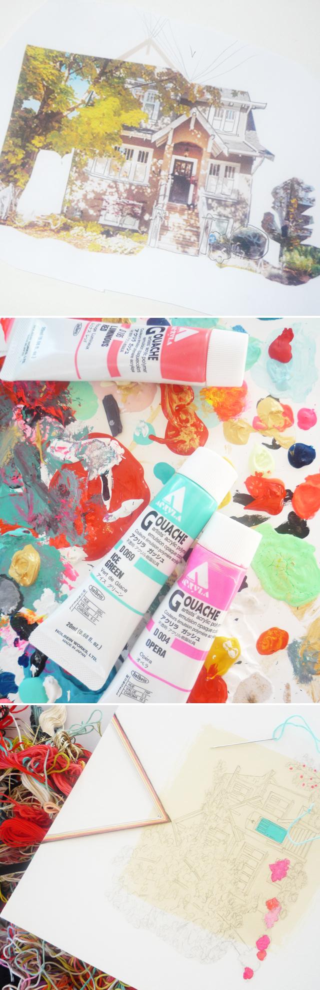 Danielle Krysa creative process creativity art jealous curator
