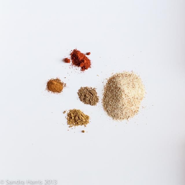 spices - Sandra Harris