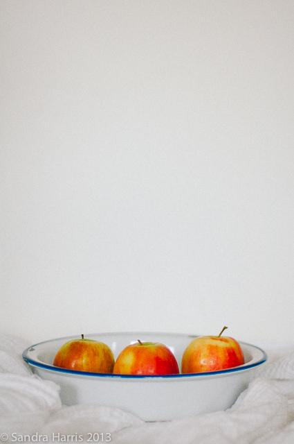 apples - Sandra Harris