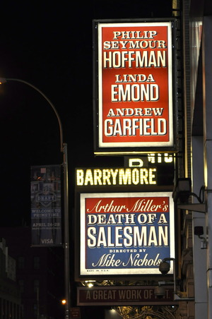 Death of a Salesman with Phillip Seymour Hoffman