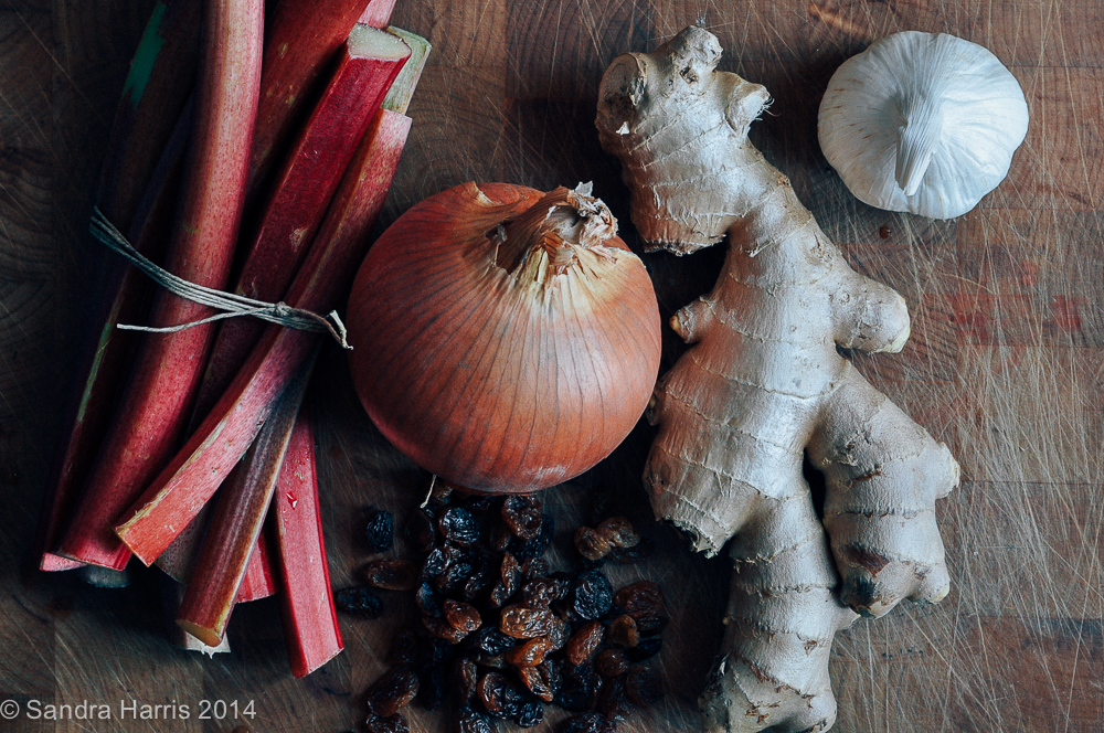 rhubarb chutney ingredients.JPG