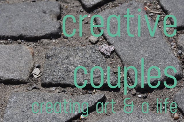 Creative Couples interview - Irene and John Liebler