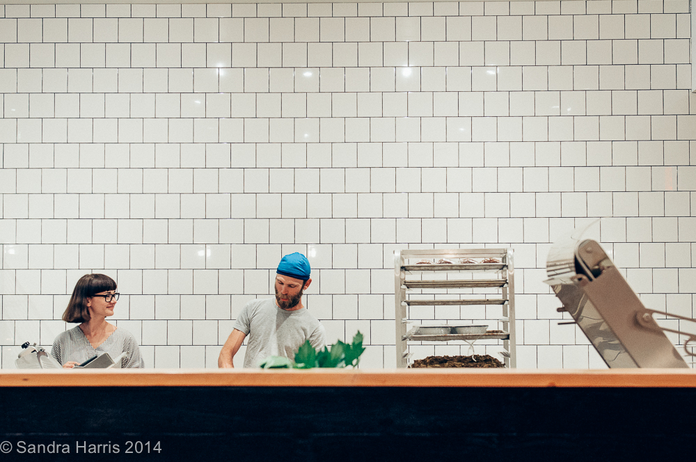 Matchstick kitchen Kinfolk Dinner 2014 - Sandra Harris