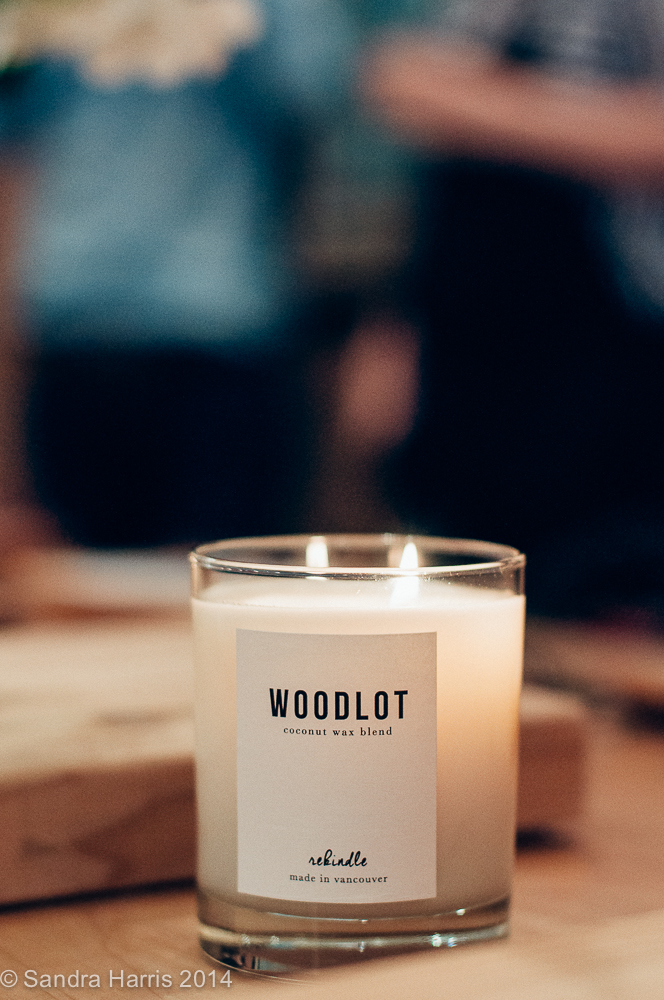 Kinfolk Dinner Woodlot - Sandra Harris