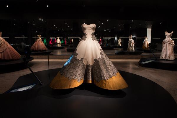 Charles James - Beyond Fashion,  Metropolitan Museum of Art