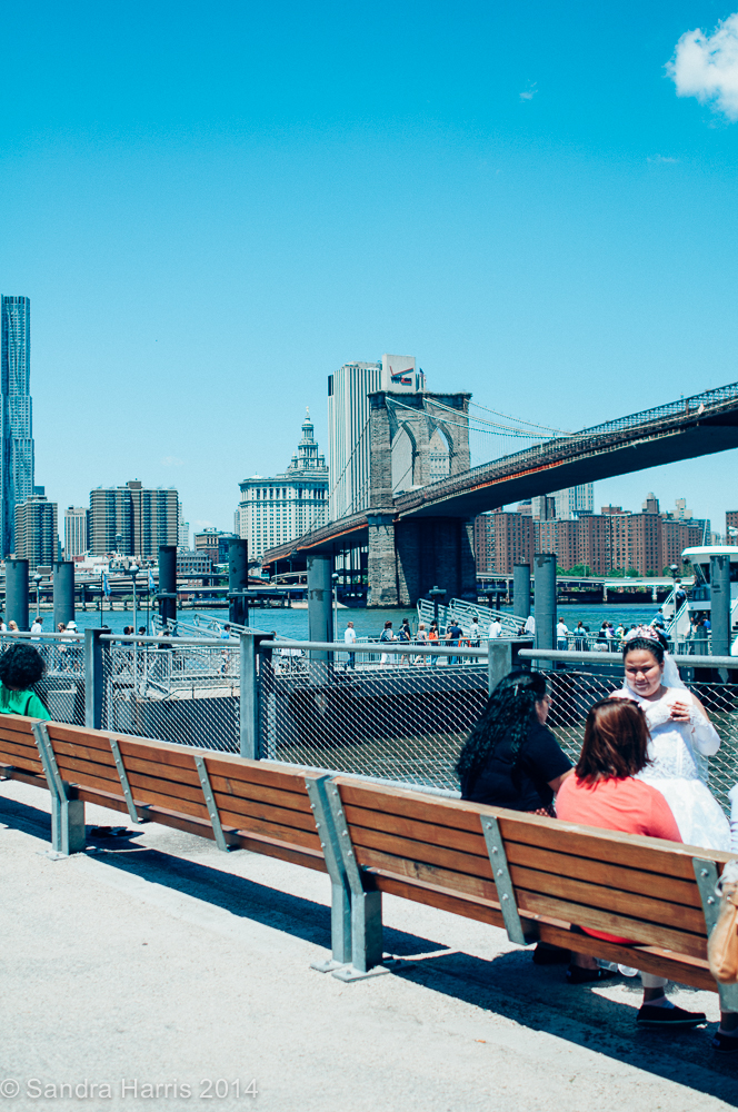 Brooklyn Bridge, DUMBO - Sandra Harris
