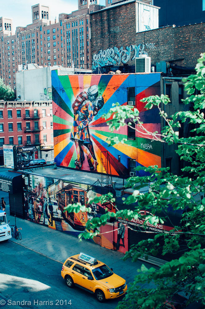 Highline Park - Sandra Harris