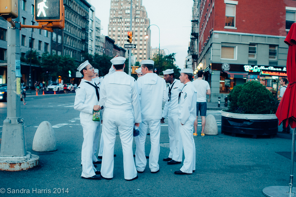 Fleet Week, NYC - Sandra Harris