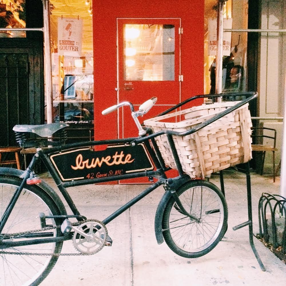 Buvette Greenwich Village NYC