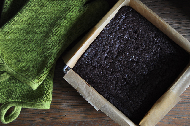 chocolate brownies Sandra Harris