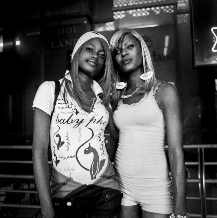 Fredericks Street, 2013, Trinidad, From the series, There (Yankee)
