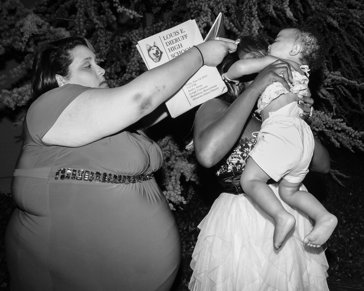 Dieruff Graduation, 2013, Center Valley, PA, From the series, A Peaceable Kingdom