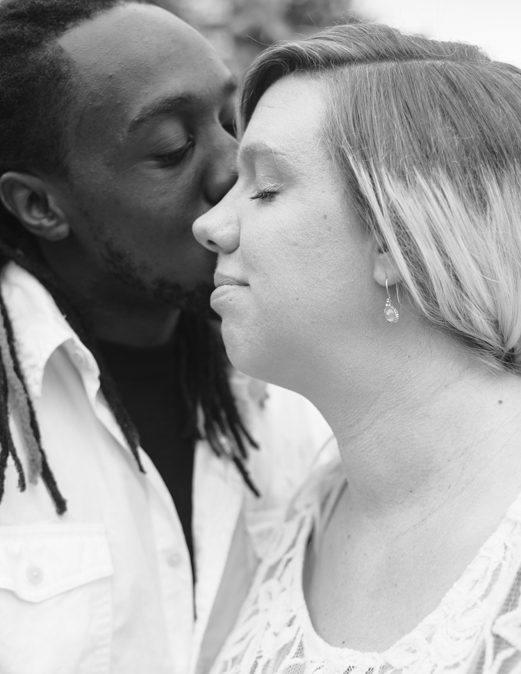 Johnny and Shayna Engagement, Allentown, PA, 2015, From the Series, A Peaceable Kingdom