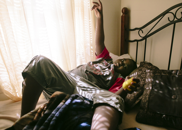 Isaiah, 2014, Bethlehem, PA, From the series, PART II