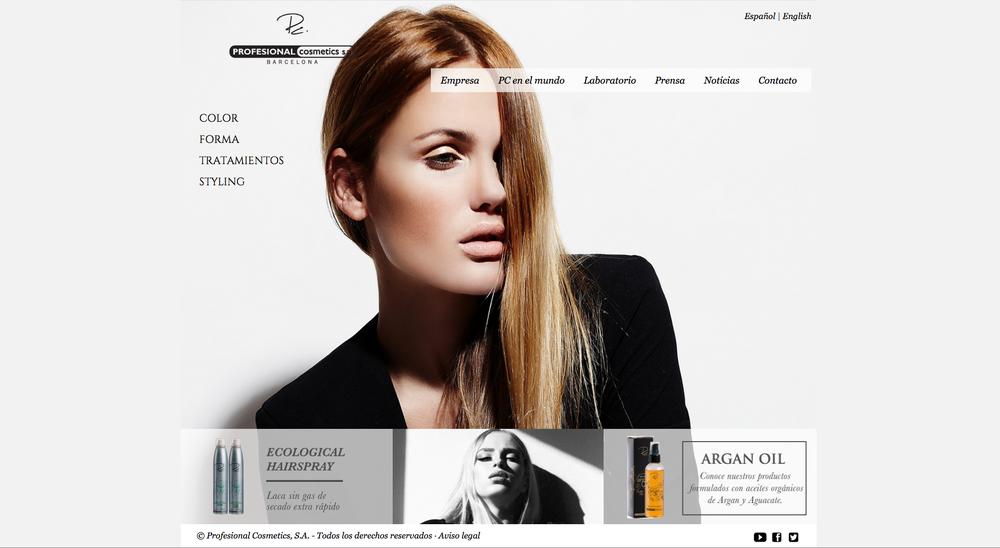 Profesional Cosmetics