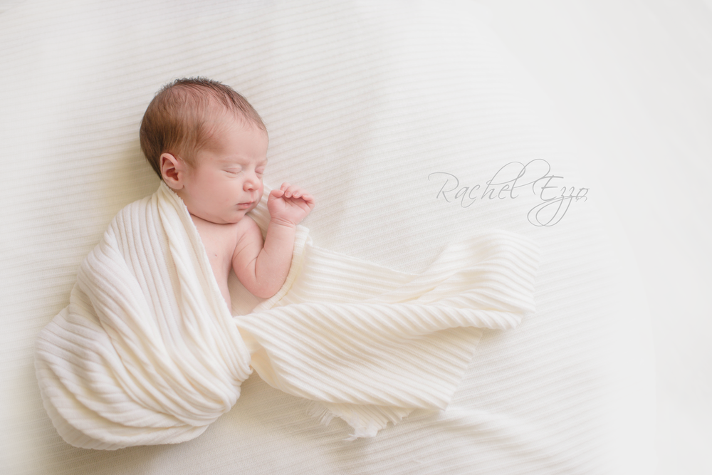 Newborn Natural Light Photography