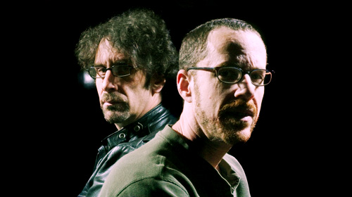 Joel (l) and Ethan Coen (r) have been successfuly making highly original films on their own terms for nearly thirty years.