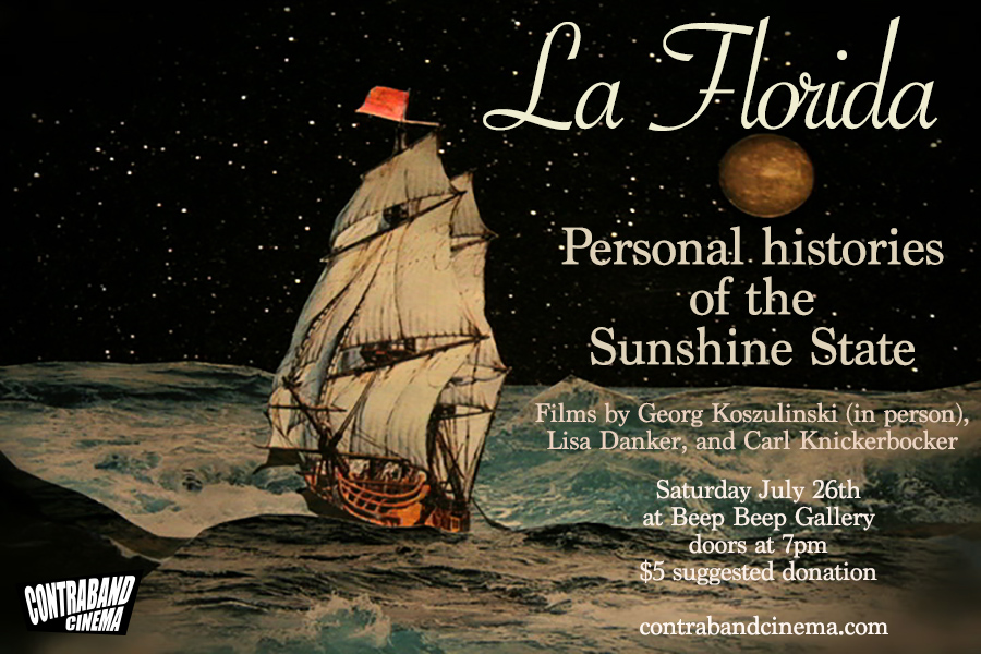 La Florida - Personal histories of the Sunshine State
