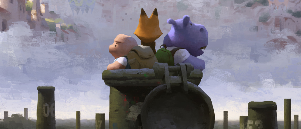 "Academy Award® nominated film and ATLFF '14 official selection ""The Dam Keeper"""
