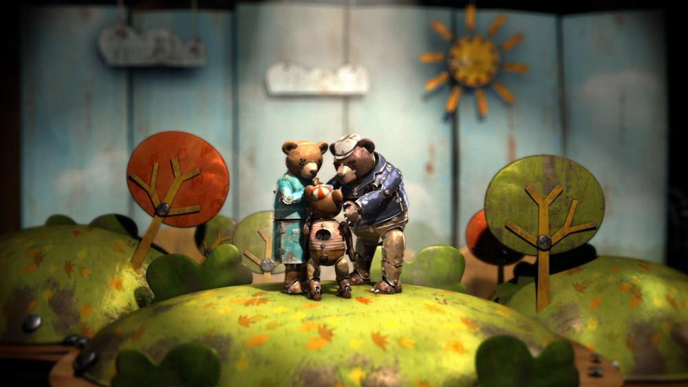 Bear Story (Historia de un oso)