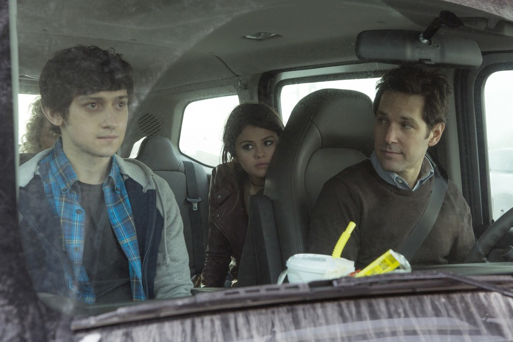"craig roberts, selena gomez and paul rudd star in 2016 ATLFF Opening night & netflix original film ""FUNDAMENTALS OF CARING"""