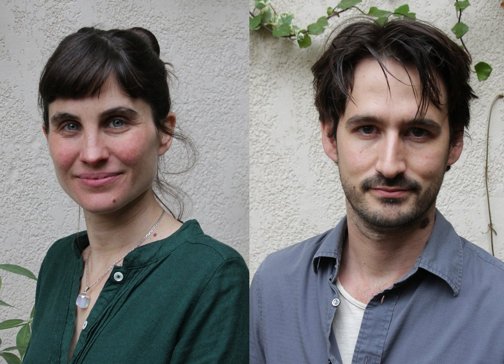Silvina Schnicer (left), Ulises Porra Guardiola (right)