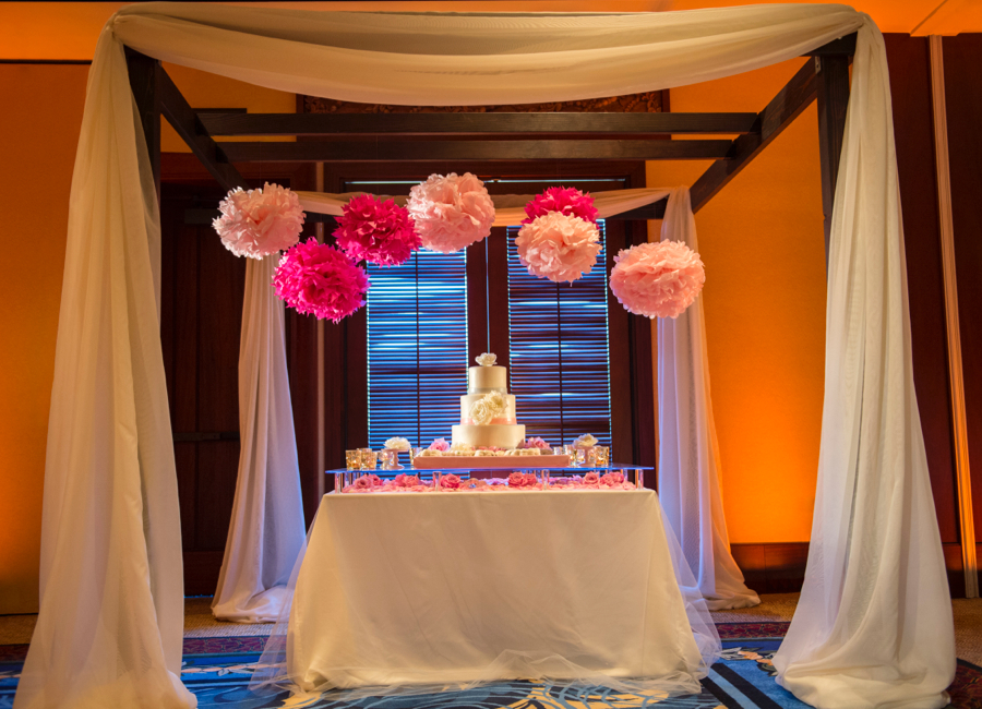 modern wood cake canopy & Structures u2014 MOOD EVENT