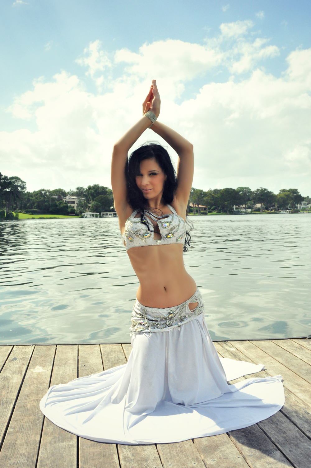 belly dancer orlando photoshoot