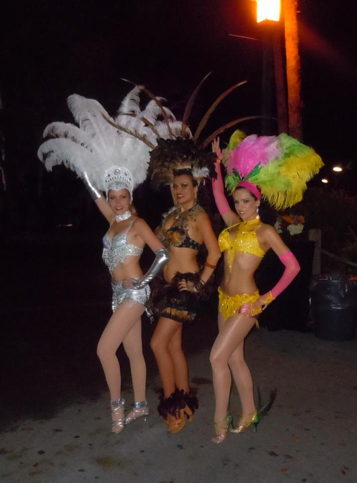 samba dancers brazillian dancers south florida