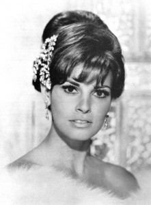 And Raquel Welch take on this hair. She is my hair idol if you can't tell