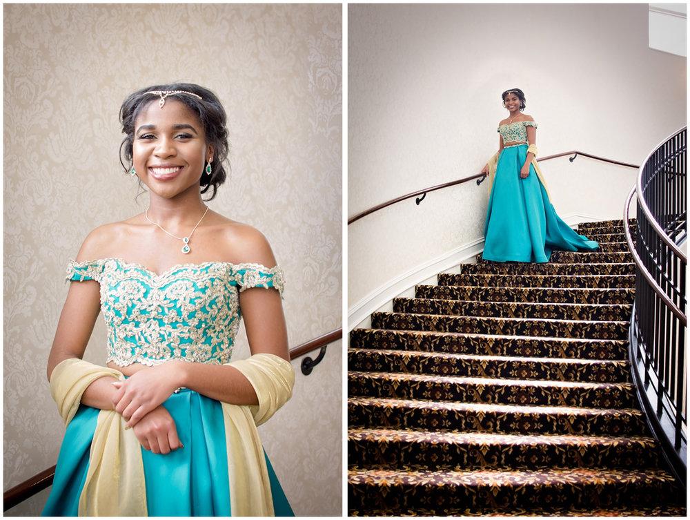 Jasmine Staircase Marietta