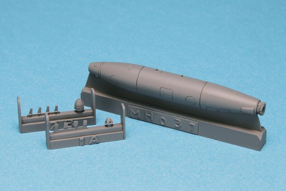 #MH037 | 1/72 A/A42R Refuelling Pod Set