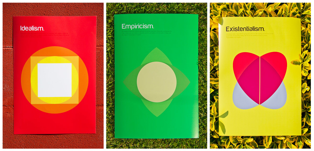 Product photography for the Philographics posters by the designer  Genís Carreras