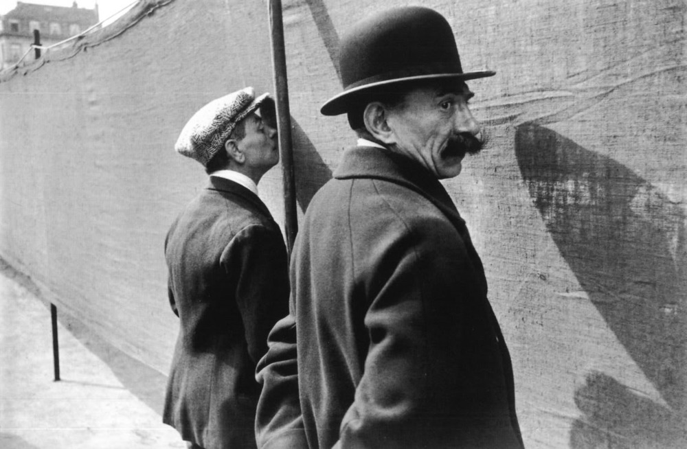 Henri Cartier Bresson - Brussels (1932)