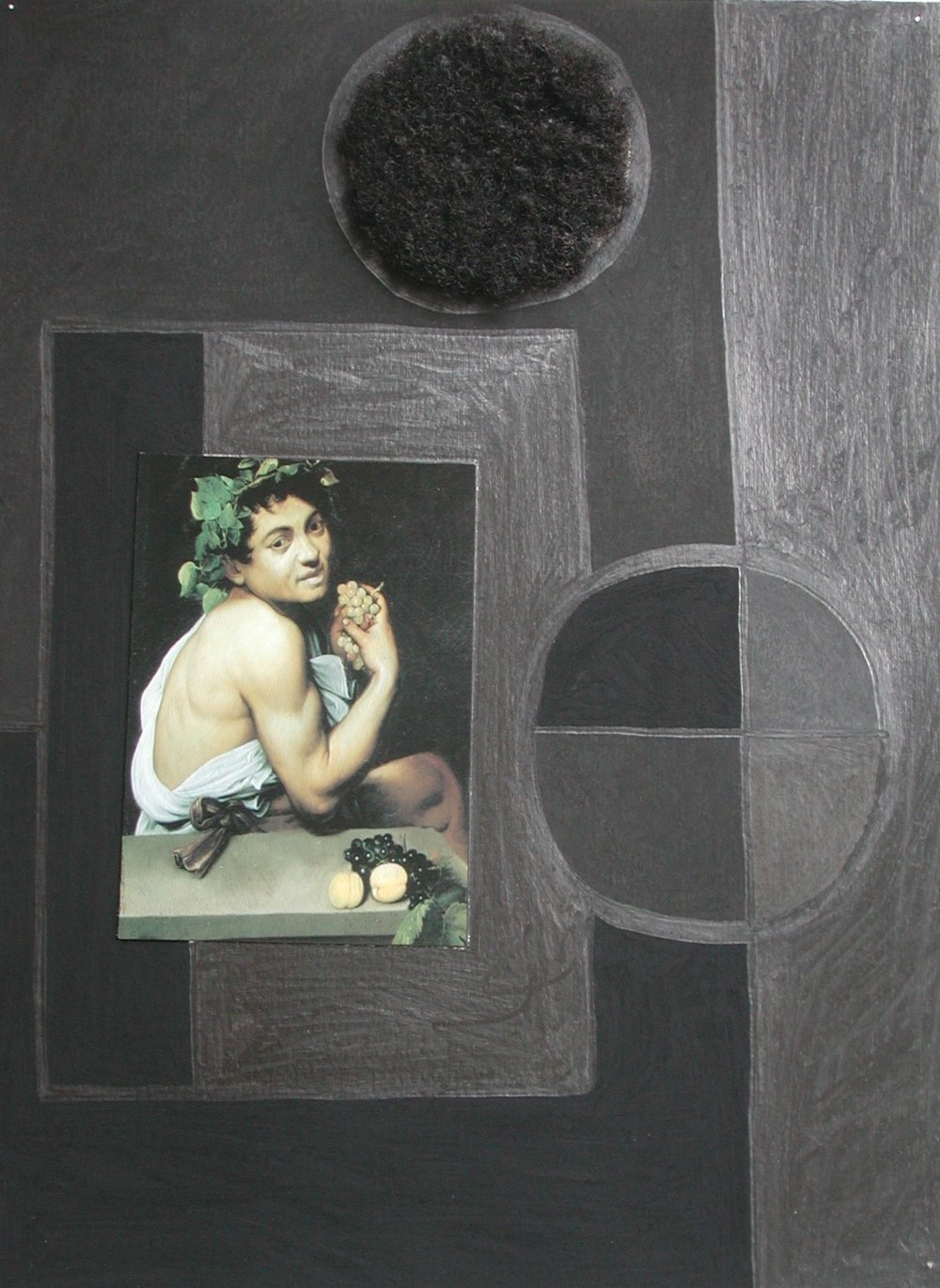 2. Black Caravaggio, 2 Halos.jpg