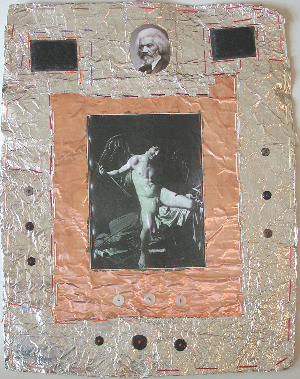 1. Frederick Douglas, Caravaggio, Black History #3.jpg