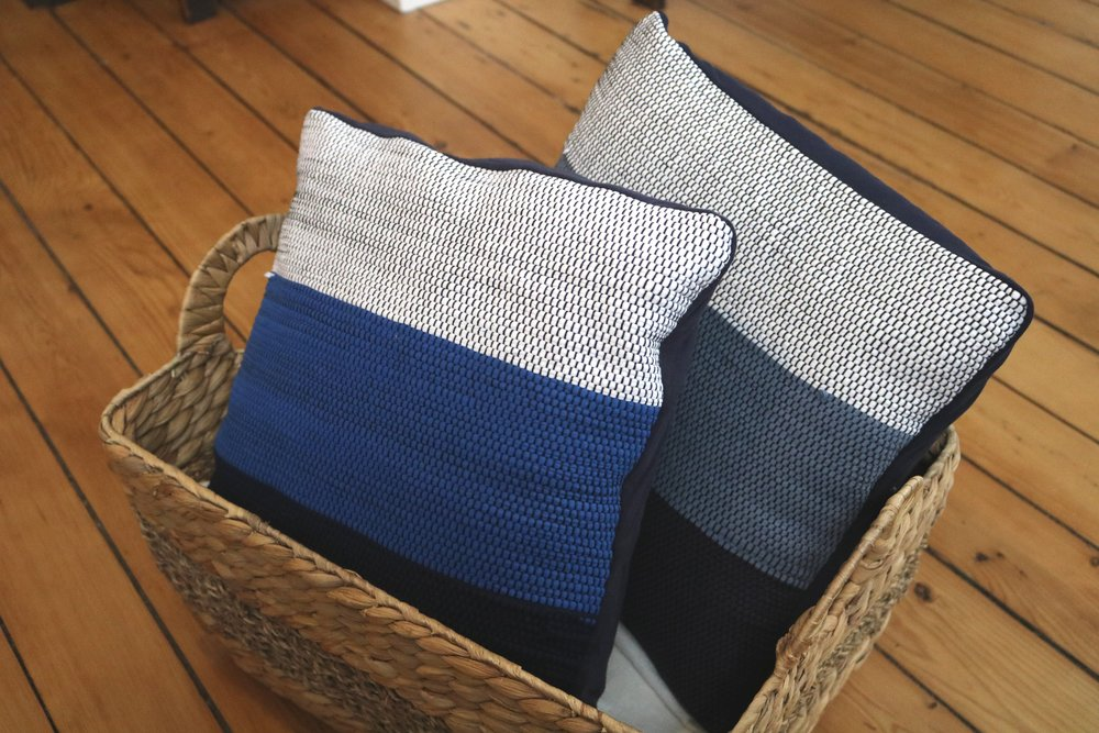 ArteSana - Hand woven reclaimed textiles by women in Holyoke, MA