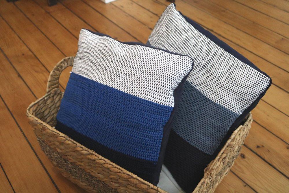 ArteSana - Hand woven reclaimed textiles by women in Holyoke, MA